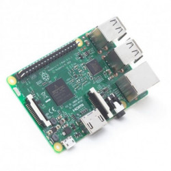RASPBERRY Pi 3 BPI3-MODB-1G Quad Core 1.2 GHz 1 GB RAM