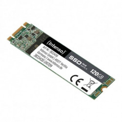 INTENSO Disco Duro 3833430 120 GB SSD 2.5 SATA III