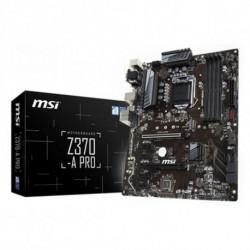 MSI Z370-A PRO motherboard LGA 1151 (Socket H4) ATX Intel® Z370