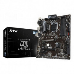 MSI Z370-A PRO scheda madre LGA 1151 (Presa H4) ATX Intel® Z370