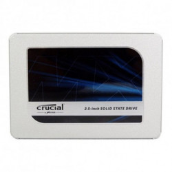 Crucial Disco Duro CT250MX500SSD1 250 GB SSD 2.5 SATA III