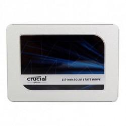 Crucial Disque dur CT500MX500SSD1 500 GB SSD 2.5 SATA III