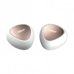 D-Link COVR punto accesso WLAN 1000 Mbit/s Bronzo, Bianco