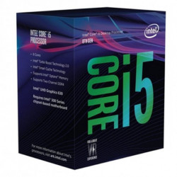 Intel Core i5-8400 procesador 2,8 GHz Caja 9 MB Smart Cache