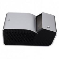 LG PH450UG datashow 450 ANSI lumens DLP 720p (1280x720) Compatibilidade 3D Projetor portátil Prateado