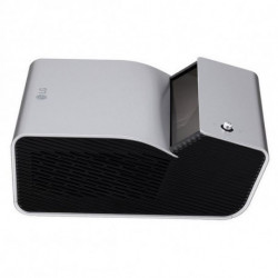 LG PH450UG videoproiettore 450 ANSI lumen DLP 720p (1280x720) Compatibilità 3D Proiettore portatile Argento