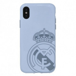 Real Madrid C.F. Case iPhone X RMCAR017 White