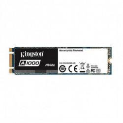 Kingston Technology A1000 Solid State Drive (SSD) M.2 480 GB PCI Express 3D TLC NVMe
