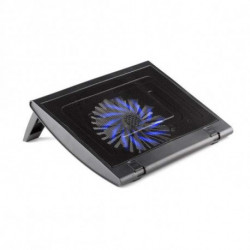 NGS Turbostand notebook cooling pad Black