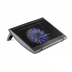 NGS Turbostand système de refroidissement pour ordinateurs portables Noir