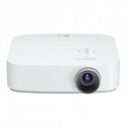 LG PF50KS videoproyector 600 lúmenes ANSI DLP 1080p (1920x1080) Proyector para escritorio Blanco