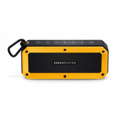 Energy Sistem Bluetooth Speakers 444878 2000 mAh 10W Yellow Black