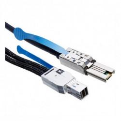 HPE Cable Externo SAS - Mini-SAS 716191-B21 2 m