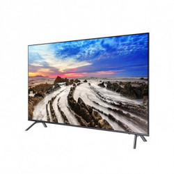 Samsung UE49MU7055T 124,5 cm (49) 4K Ultra HD Smart TV Wifi Negro, Titanio