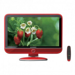 Schneider Televisão FEELING'S LED32RED 32 FHD LED Vermelho