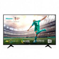Hisense Smart TV 55A6100 55 4K Ultra HD DLED WIFI Preto