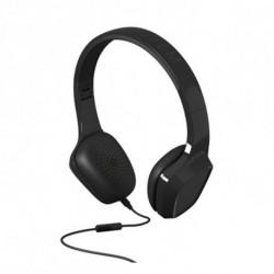 Energy Sistem Auriculares con Micrófono 428144 Negro