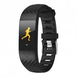 Brigmton BSPORT-16 Wristband activity tracker Black IP67 OLED 2.44 cm (0.96)