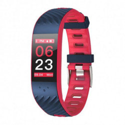 Brigmton BSPORT-16 Wristband activity tracker Blue,Red IP67 OLED 2.44 cm (0.96)