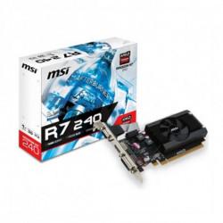 MSI V809-2846R placa de vídeo Radeon R7 240 1 GB GDDR3