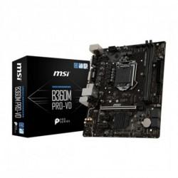 MSI B360M PRO-VD motherboard LGA 1151 (Socket H4) Micro ATX Intel® B360