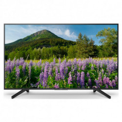 Sony KD-65XF7096 163.8 cm (64.5) 4K Ultra HD Smart TV Wi-Fi Black