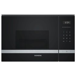 Siemens AG Microonde con Grill BE555LMS0 25 L Touch Control 1450W Nero