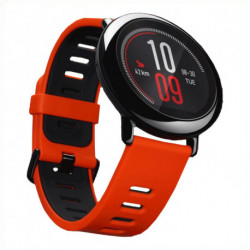 Xiaomi Montre intelligente Amazfit A1612R 1,34 LCD WIFI Bluetooth Rouge