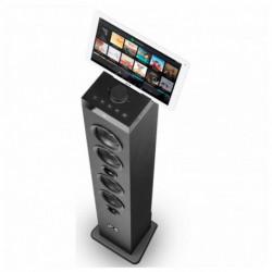 SPC Lautsprecherturm 4554N Bluetooth USB FM 100W Schwarz