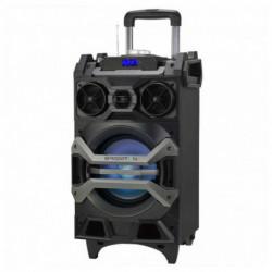 BRIGMTON Altoparlante Bluetooth Portatile BAP 750 750W Nero