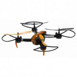 Denver Electronics DCW-360 MK2 Kameradrohne Quadrocopter Schwarz, Orange 4 Rotoren 0,3 MP 1000 mAh