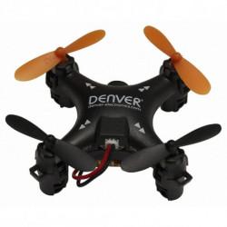 Denver Electronics DRO-120 dron con cámara Cuadricóptero Negro 4 rotores 150 mAh