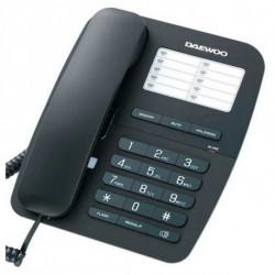 Daewoo Wireless Phone DTC-240 Black
