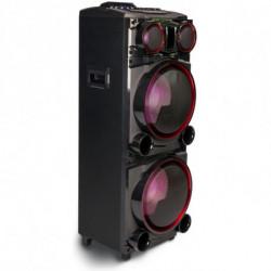 NGS Wildpunk 2 Lautsprecher 700 W Schwarz