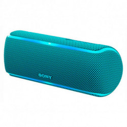 Sony SRS-XB21 Stereo portable speaker Blue