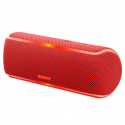 Sony SRS-XB21 Coluna estéreo portátil Vermelho