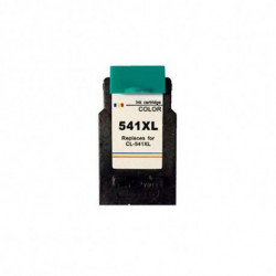Inkoem Cartucho de tinta reciclado M-CL541 Cor