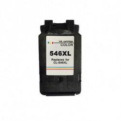 Inkoem Cartucho de tinta reciclado M-CL546 Cor
