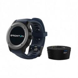 Brigmton BWATCH-100GPS relógio inteligente Preto, Cinzento IPS 3,3 cm (1.3) GPS BWATCH-100GPS-A