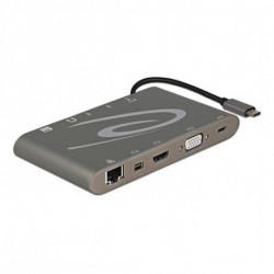DELOCK Adattatore Mini DisplayPort con HDMI 87297