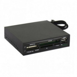 Tacens Anima ACR1 card reader Internal Black USB 2.0