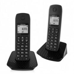 Alcatel Wireless Phone E132-DUO DECT Black (2 pcs)