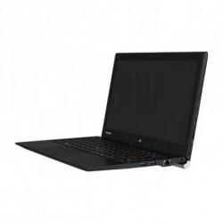 Toshiba Portégé Z20t-C-13Q Nero, Grafite Ibrido (2 in 1) 31,8 cm (12.5) 1920 x 1080 Pixel Touch screen Intel® Core™ M m5-6Y5...