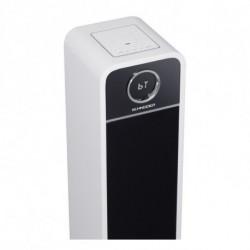 Schneider Altoparlante a Colonna Bluetooth Feeling's 120W LED Bianco