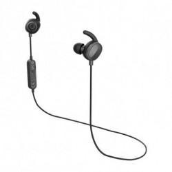 SPC Casque sans fil avec microphone Stork Bluetooth 4.1 Noir