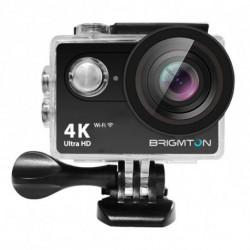 BRIGMTON Sport-Kamera BSC-10-HD4K Wifi Schwarz