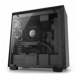 NZXT Casse Semitorre Micro ATX / ATX H700 Matte CA-H700B Bianco
