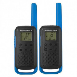 Motorola Walkie-Talkie B6P00811 (2 pcs) Blue