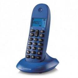 Motorola Wireless Phone C1001 Violet