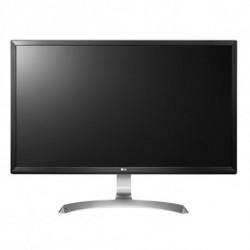 LG 27UD59-B LED display 68.6 cm (27) 4K Ultra HD Flat Black,Silver